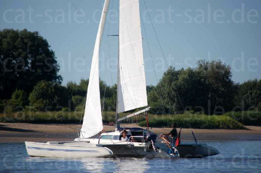 1988 Quorning Boats Dragonfly 800 MK II