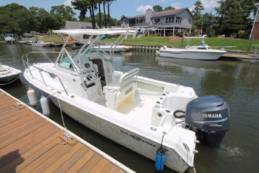 2005 Sailfish 218 Walkaround Yamaha Four Stroke