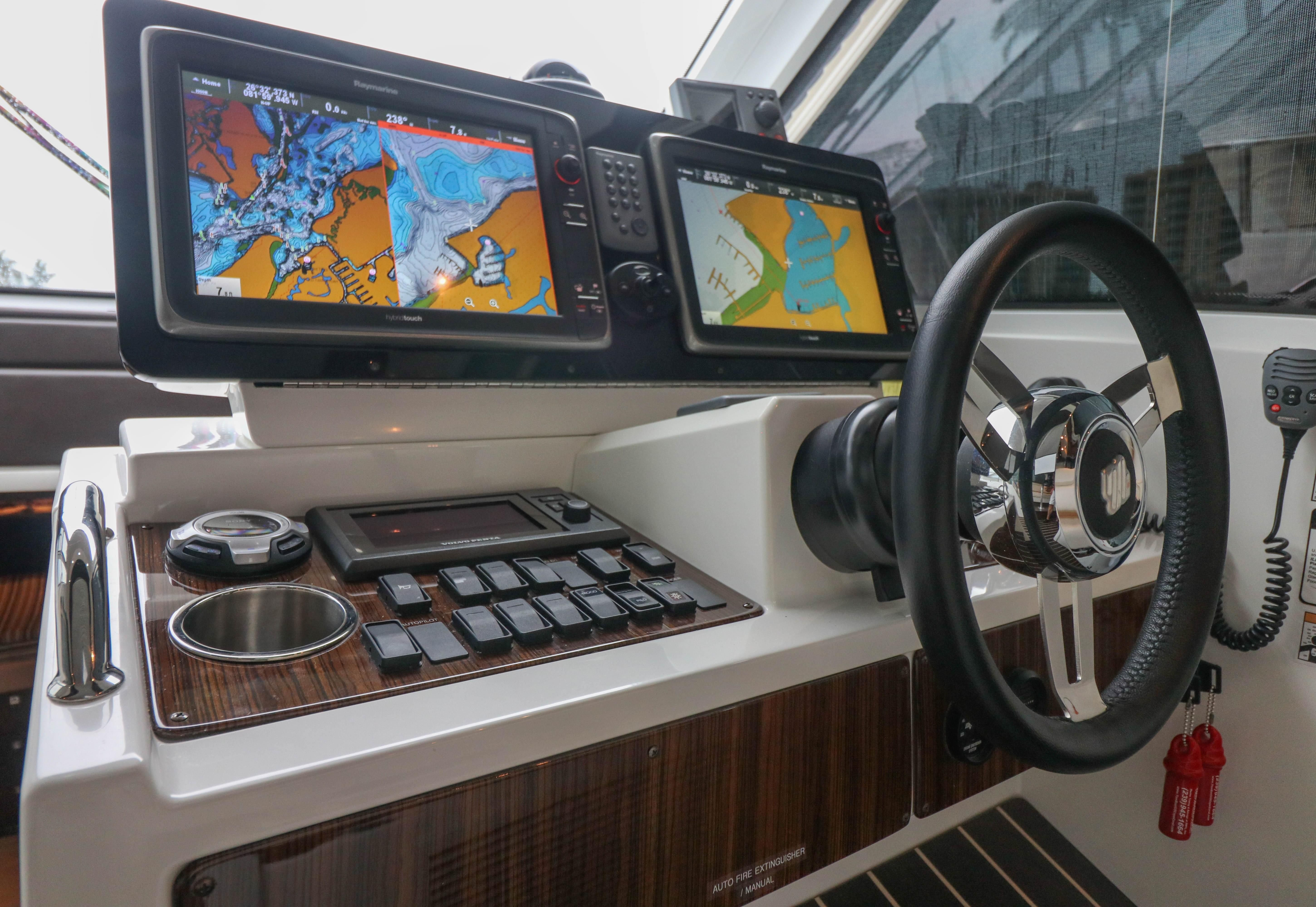 Used Yachts For Sale From 41 To 50 Feet Sys Yacht Sales
