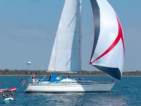 1996 Dehler 35 Cruiser