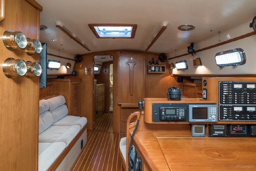 Island Packet 45 Sailboats for sale in California