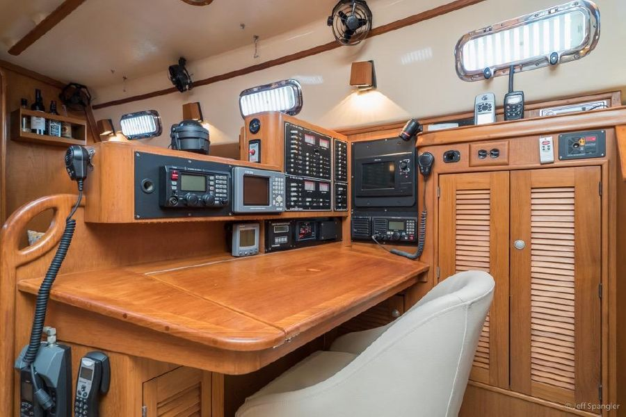 Island Packet 45 Sailboat for sale in California