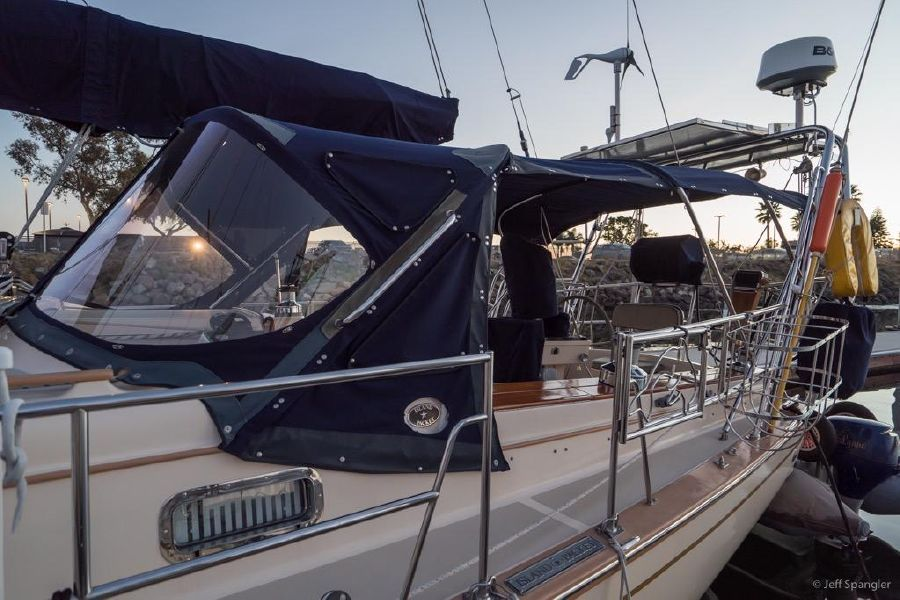 45 Island Packet Sailboat for sale
