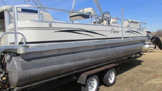 2006 Odyssey Pontoons 200 Series