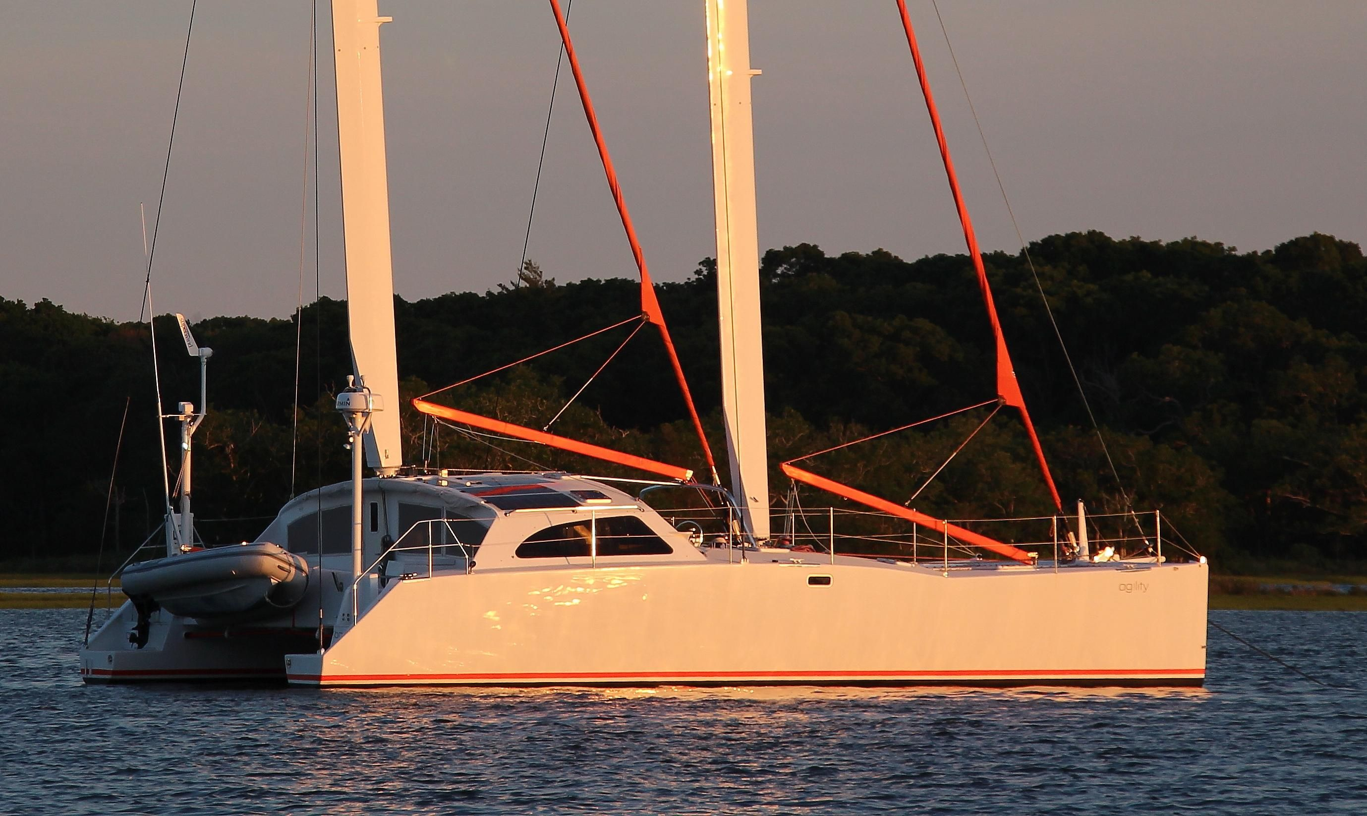 47 Atlantic Motor Vessel: 2016 Chris White ATLANTIC 47 Sail Boat For Sale