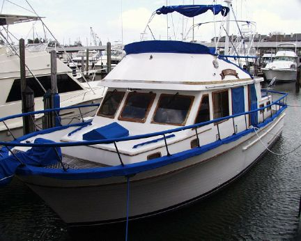 1981 Performance Trawler