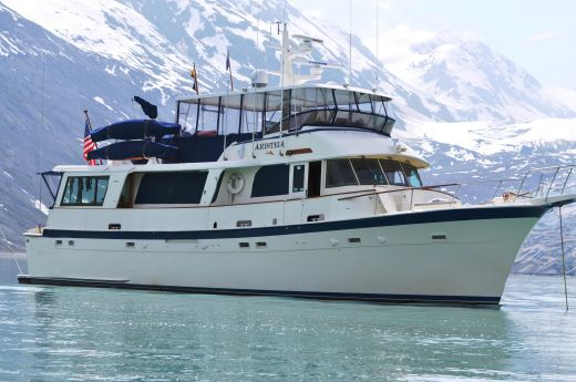 1982 Hatteras Yachts LRC