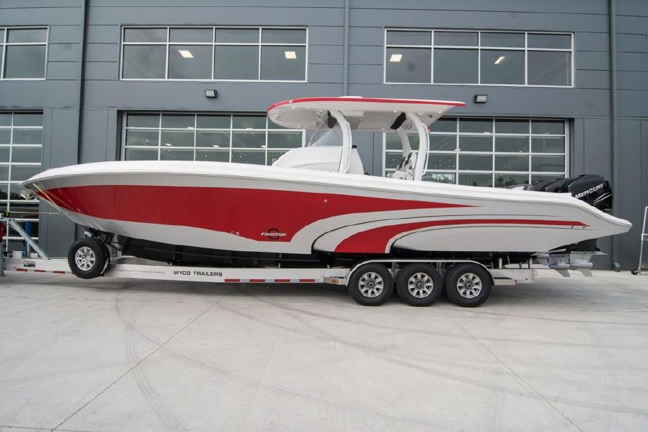 Fountain Boats For Sale >> 2019 Fountain 39 Nx Power Boat For Sale Www Yachtworld Com