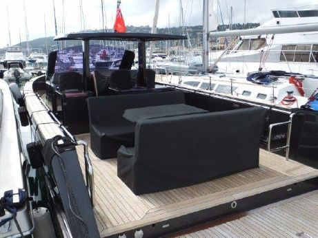 2014 Fjord 40 Open