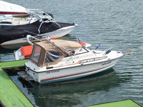 1986 Fjord 650 SE