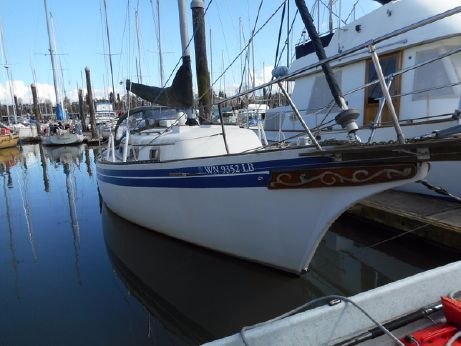 1979 Bayfield 32 Cutter