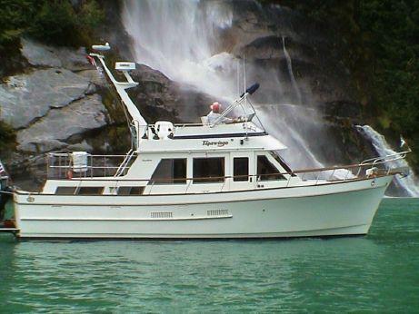 1985 Ocean Alexander 38 Double Cabin
