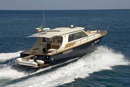 2007 Solare Lobster 43