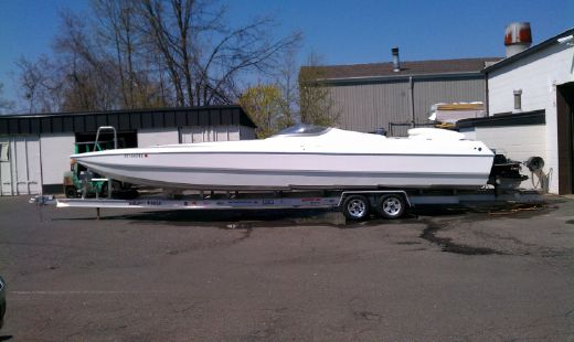 2008 Motion Marine 35XP