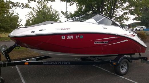 2009 Sea Doo Challenger 180 SE