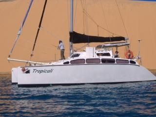 2000 Welsch 9.9 Cruising Catamaran