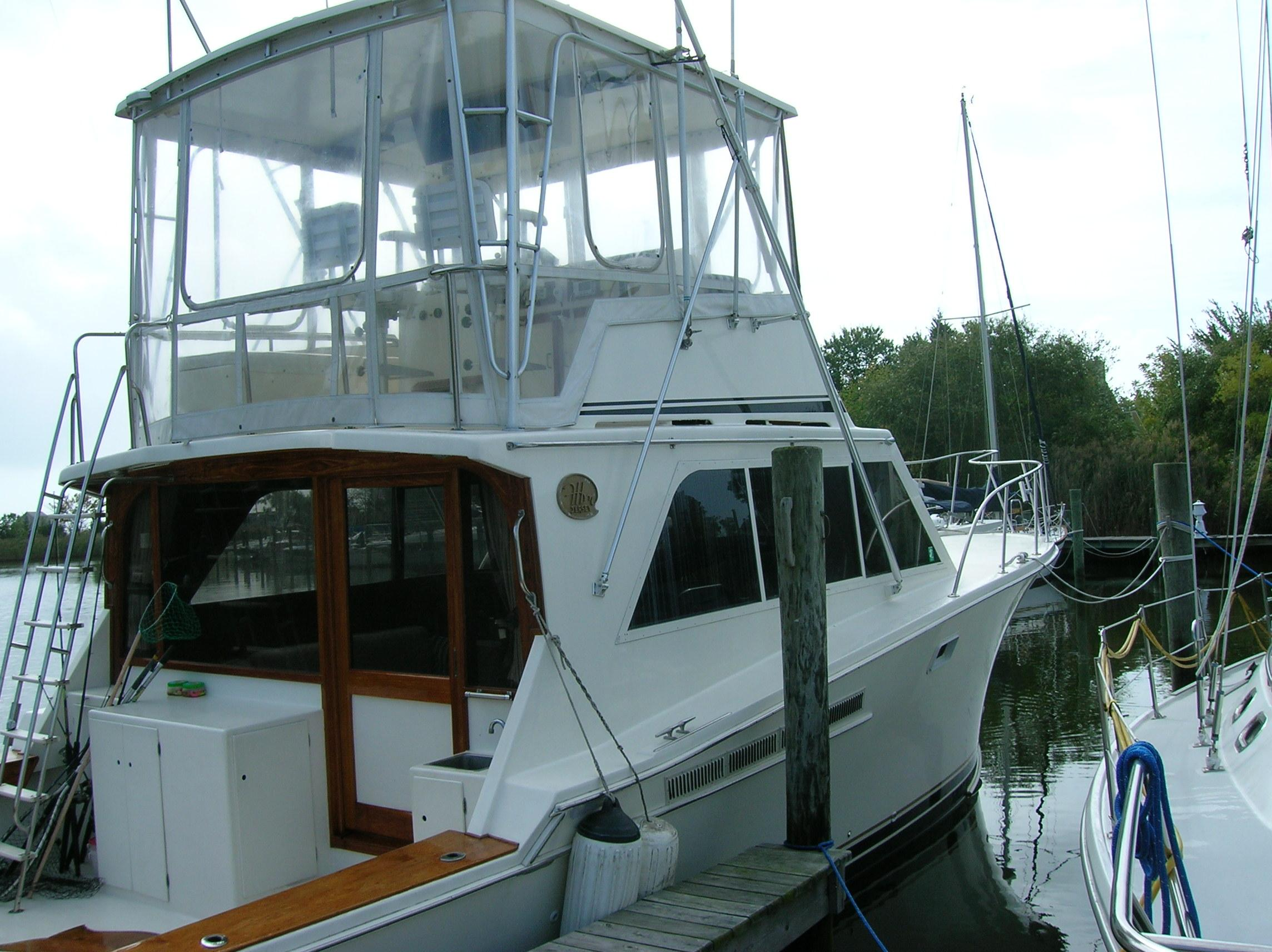 Lewes (DE) United States  city photos gallery : 1984 Jersey 40 Dawn Power Boat For Sale www.yachtworld.com