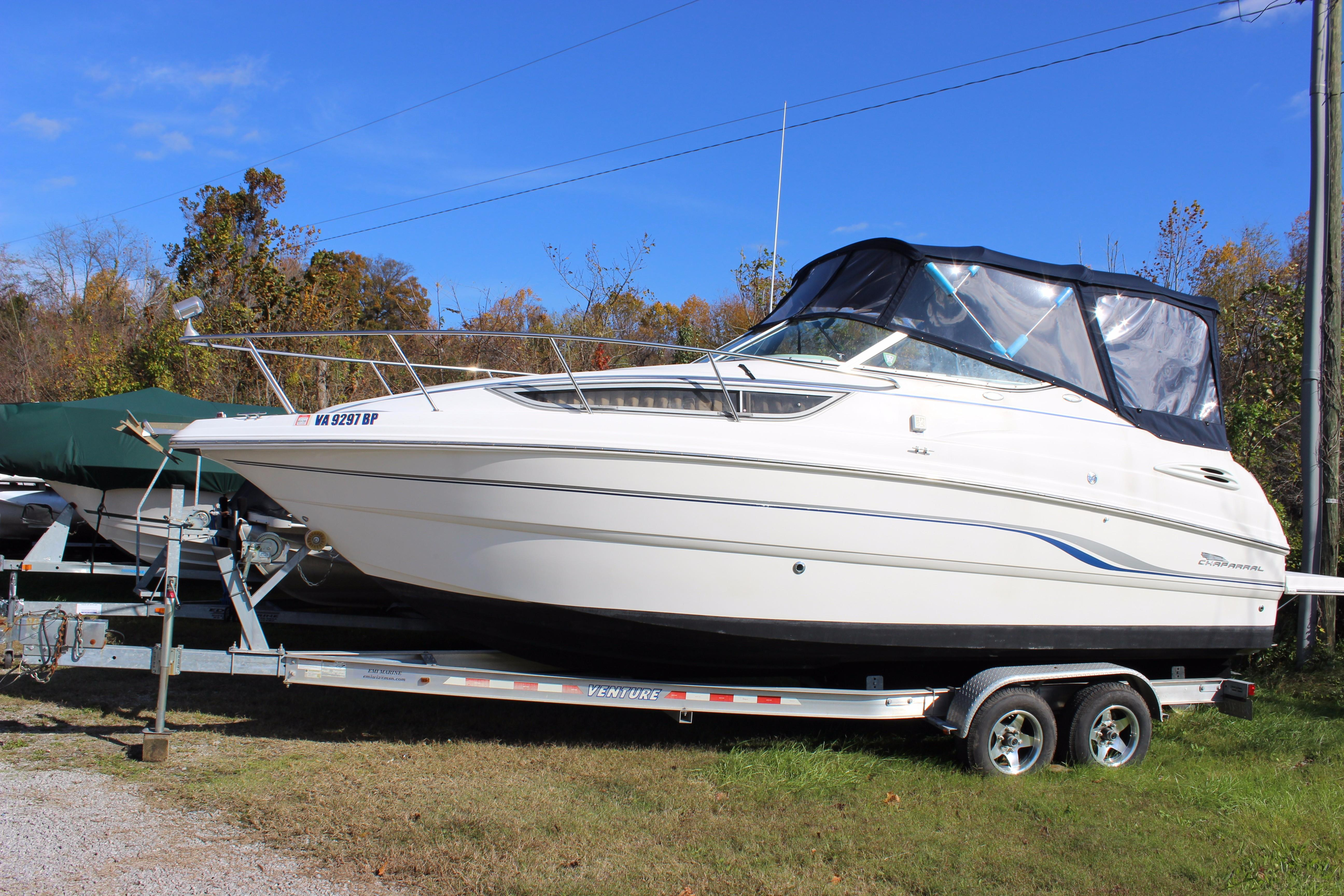 2000 Chaparral 260 Signature Power Boat For Sale
