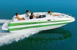 2009 Ebbtide 2500 SS Fun Cruiser SC