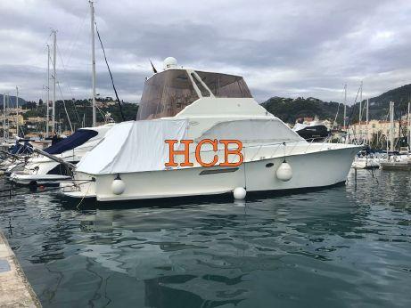 1994 Ocean Yachts 58