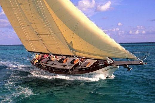 1999 Legendary Yachts Mistral Herreshoff Schooner