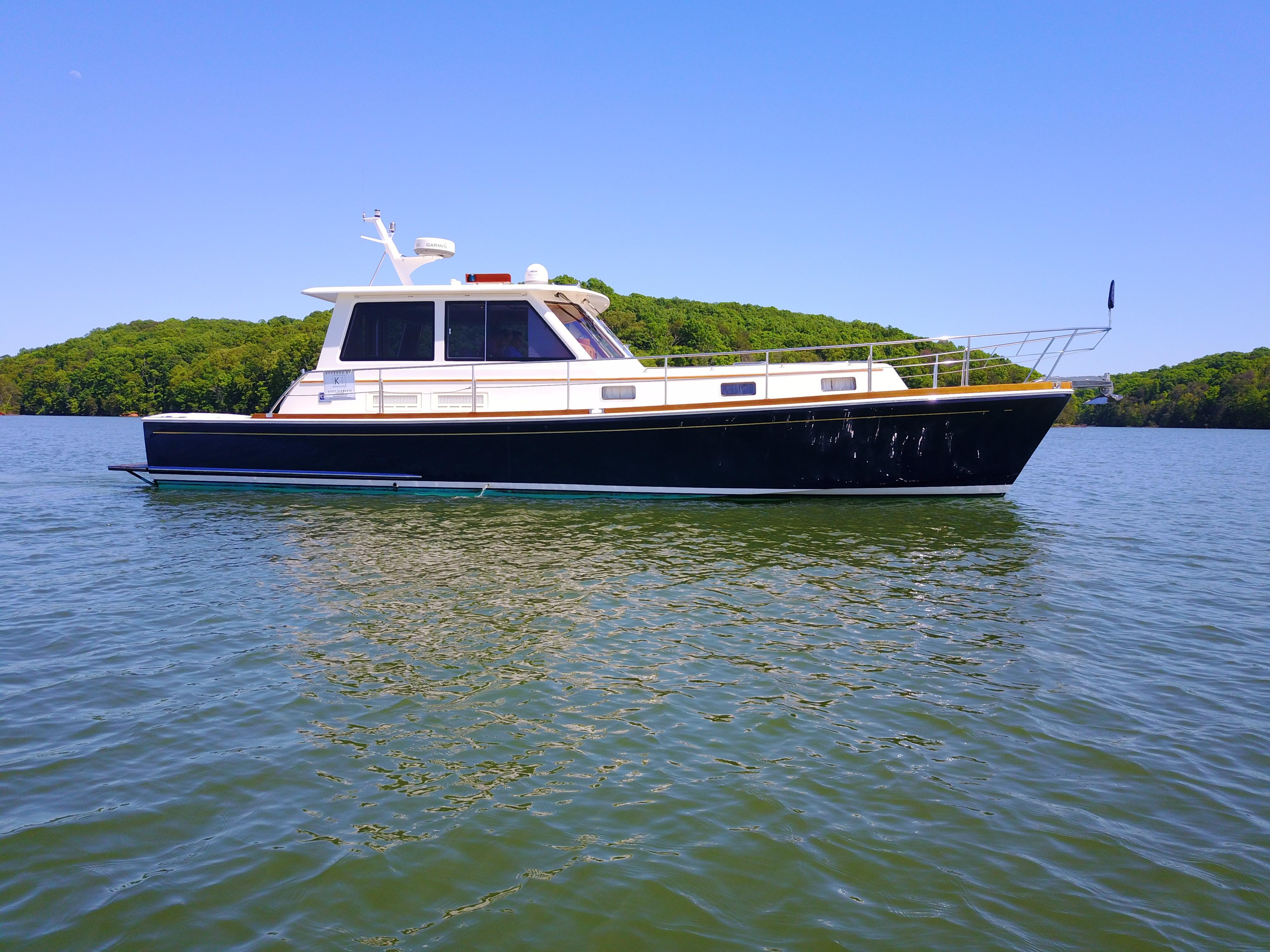 2006 grand banks 43 eastbay sx power boat for sale www yachtworld com