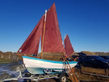 1996 Custom Loch Broom Post Boat