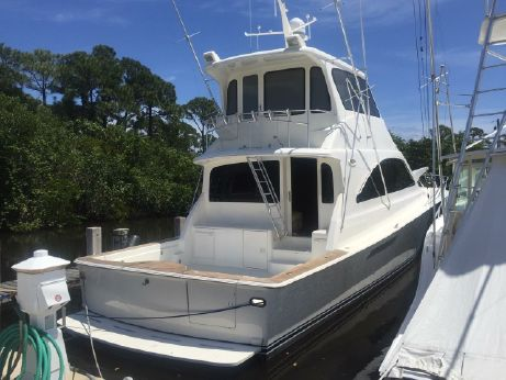 2003 Ocean Yachts 62 Enclosed Bridge Super Sport