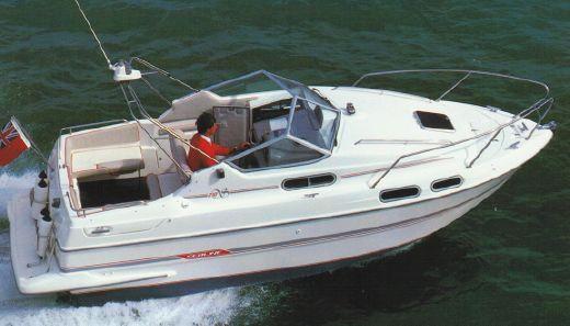 1989 Sealine 218