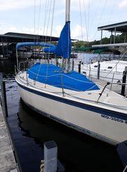 1982 O'day sailboat