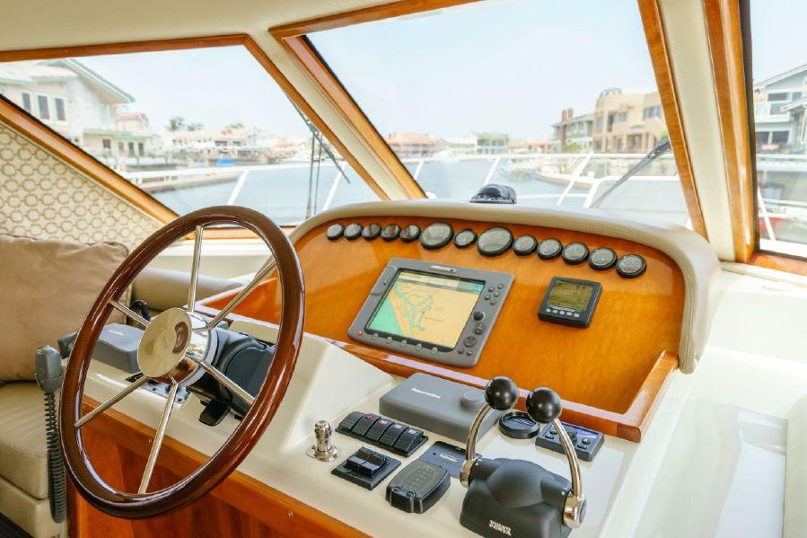 Navigator 5100 Lower Helm