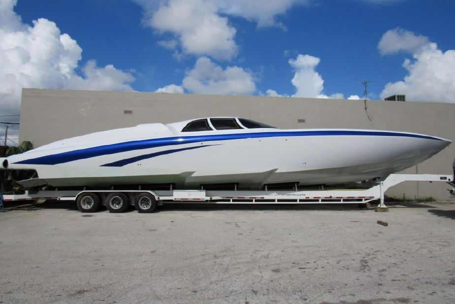 2005 Mystic C62 Power Boat For Sale - www yachtworld com