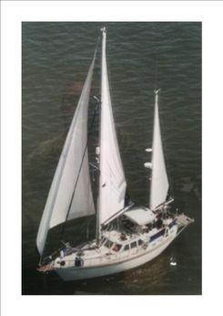 1983 Nauticat Motorsailor