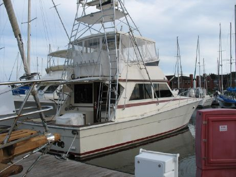 1984 Viking Sport Fisherman