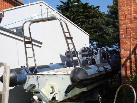 2007 Avon Searider 8.4