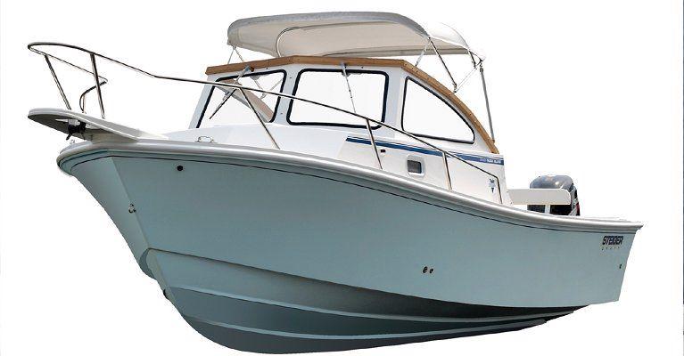 25 ft 2014 steiger craft 255 dv block island