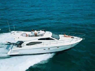 2002 Ferretti Yachts 480 fly