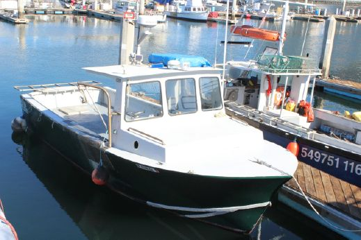 1965 Tollycraft Downeastern Pilothouse