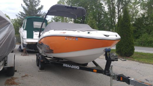 2012 Sea-Doo 210 SP Jet Boat