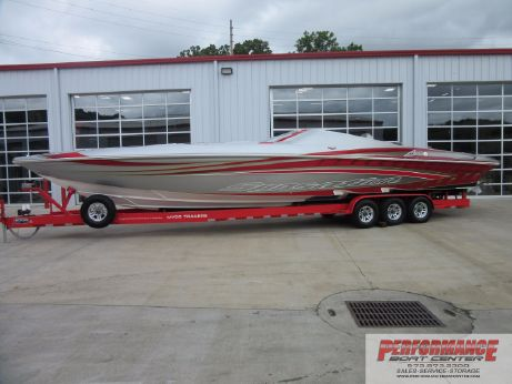 2007 Sunsation Powerboats F4