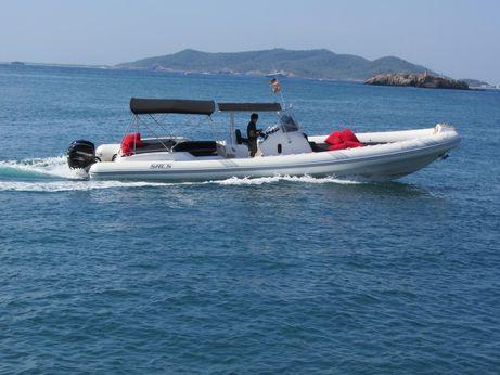 2008 Sacs Marine STRIDER 12