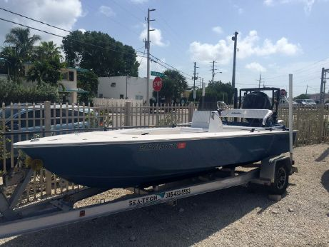 2012 Seahunter18 Flats w...