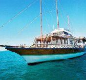 1997 Custom Yacht 99