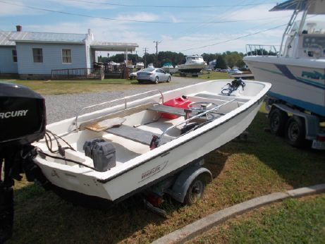 1977 Boston Whaler Side Console
