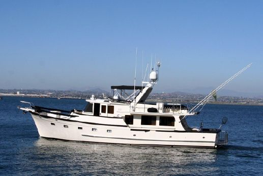 1999 Fleming Pilothouse Motoryacht