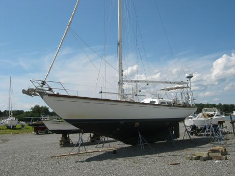 1962 Mercer 44  Hull 6