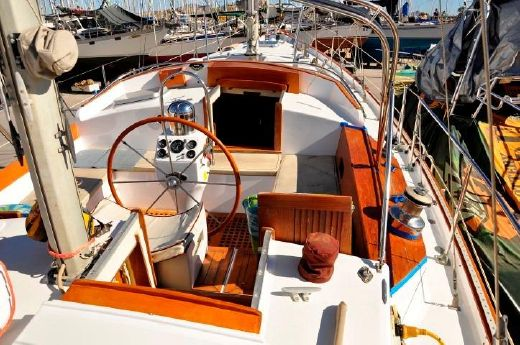1982 Whitby 42 Ketch