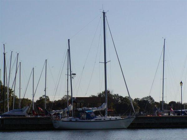 42' Whitby 42 Ketch+Boat for sale!