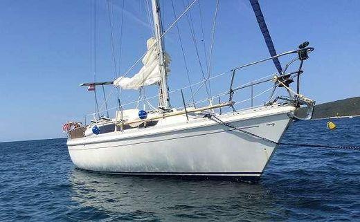 1986 Gib Sea 106
