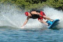 2014 Aquanami Jet Surf Board